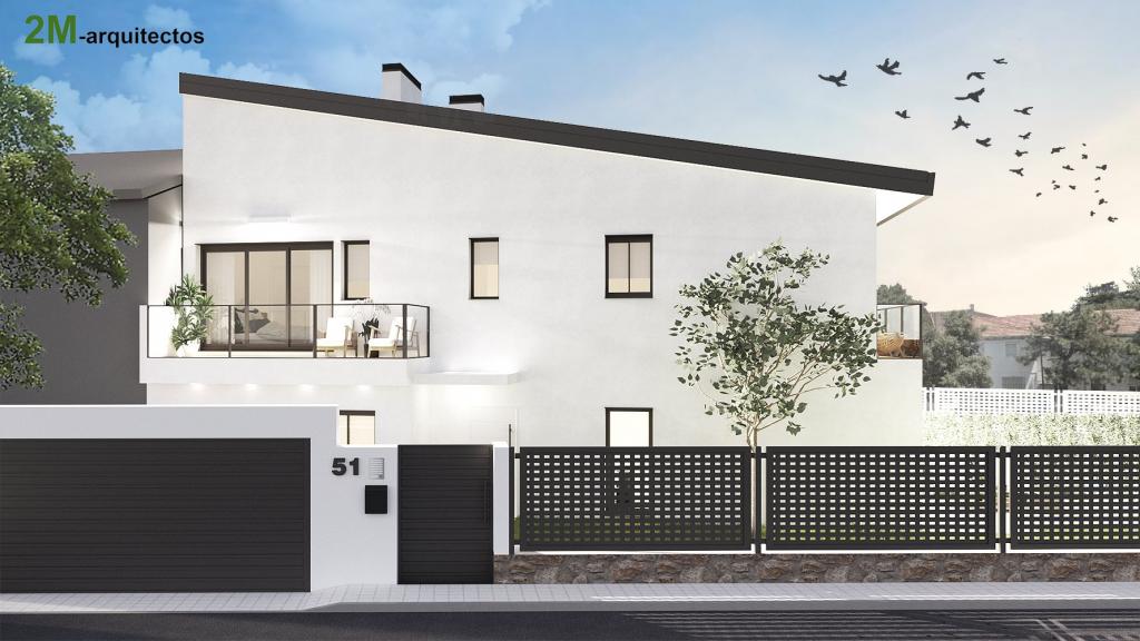 zoe51 promoción de viviendas. Viviendas asequibles en Madrid