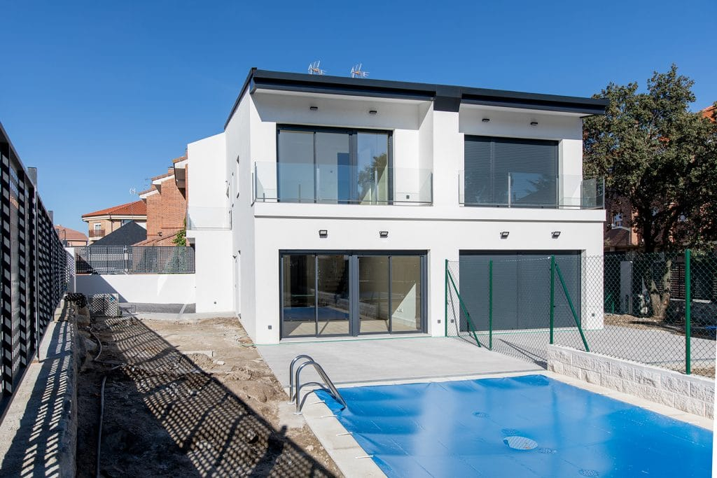 residencial zoe51_casas con personalidad propia